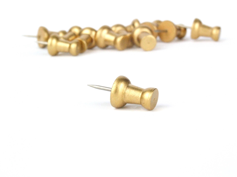 Gold World Map Push Pins, Cork Board Pins, Push Pin, Notice Board Pins, World Map Tack, Push Pin Globe, Home Decor, Thumbtacks, Bulletin