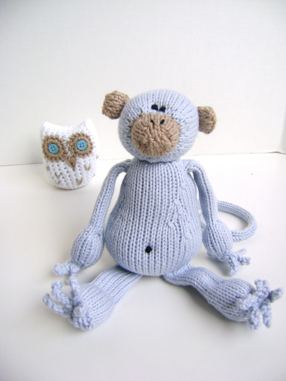 Knitting Stuffed Animals : Unavailable listing on etsy