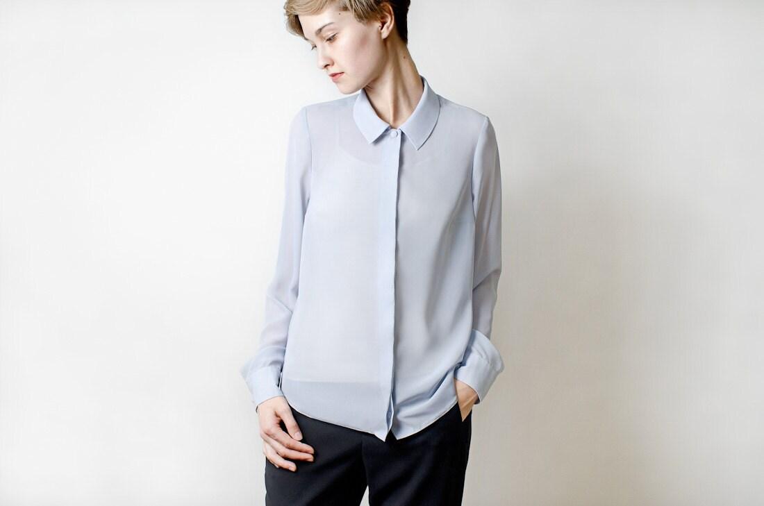 Chiffon shirt - APRILLOOKshop