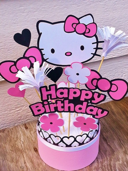 Unavailable listing on etsy for Decoration hello kitty