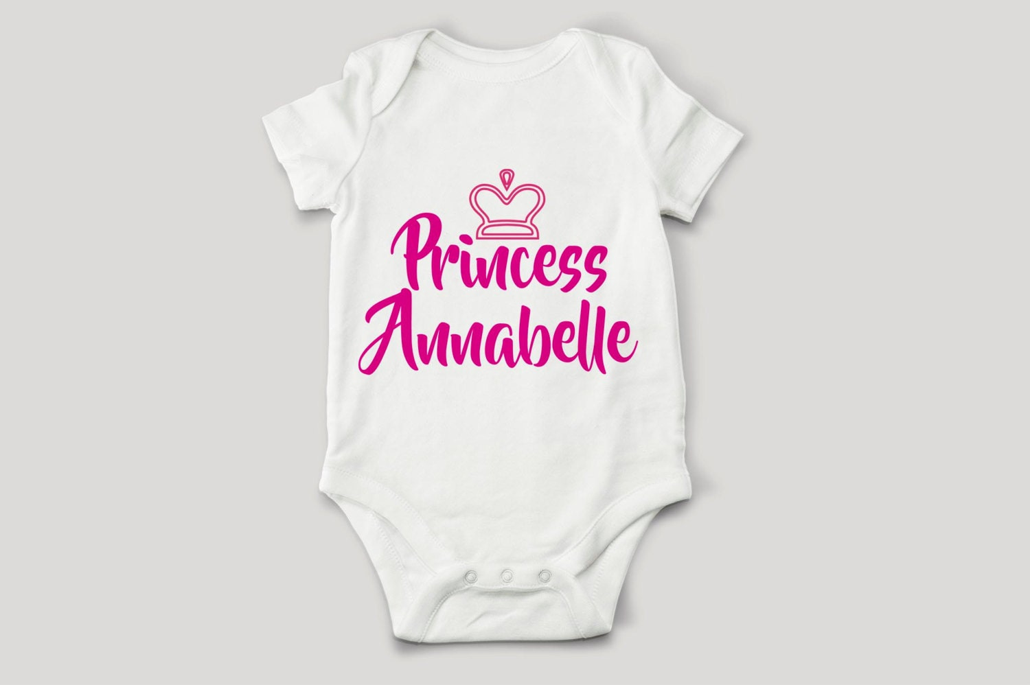 Personalised Babygrow  Bodysuit  Newborn  Baby  Cute Gift  Unisex Gifts  Baby Clothes  Christmas Gift