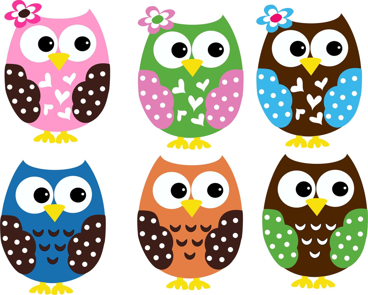 Owl Decor Small Decal Owl Wall Decal Childrens Wall By