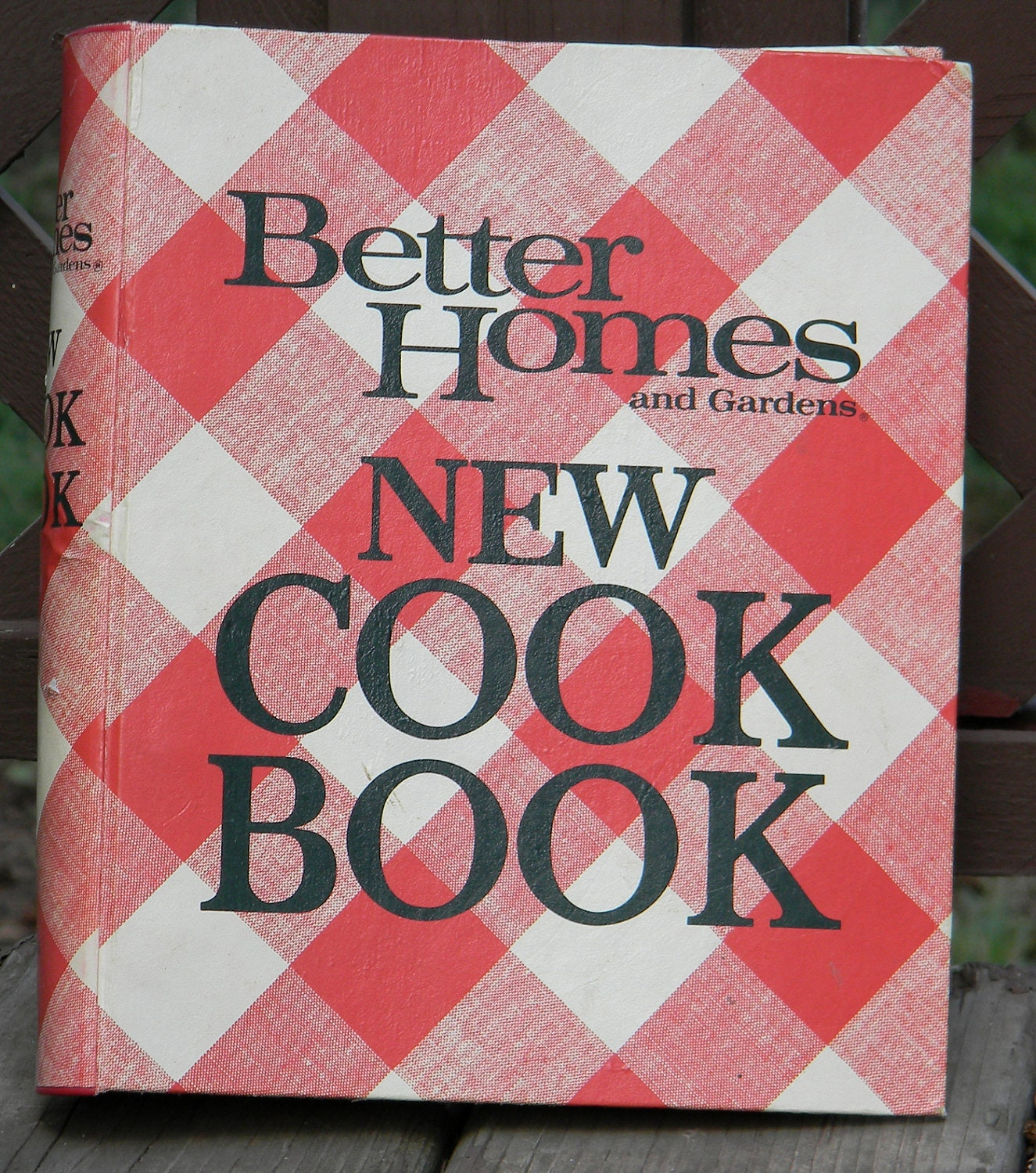 Better homes and gardens new cook book by junkism on etsy - Better homes and gardens cookbook 1968 ...