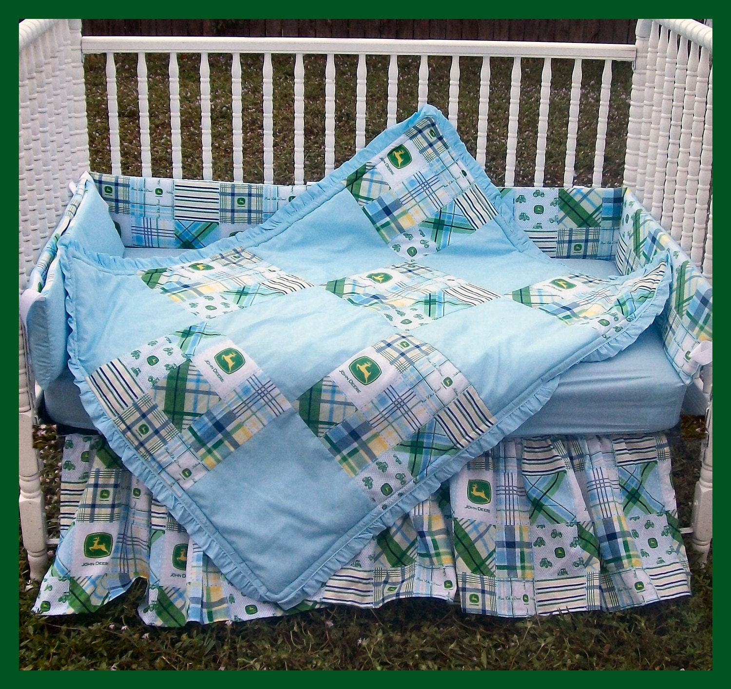 John Deere Bedding Sets For Boys In A Bag : Unavailable listing on etsy