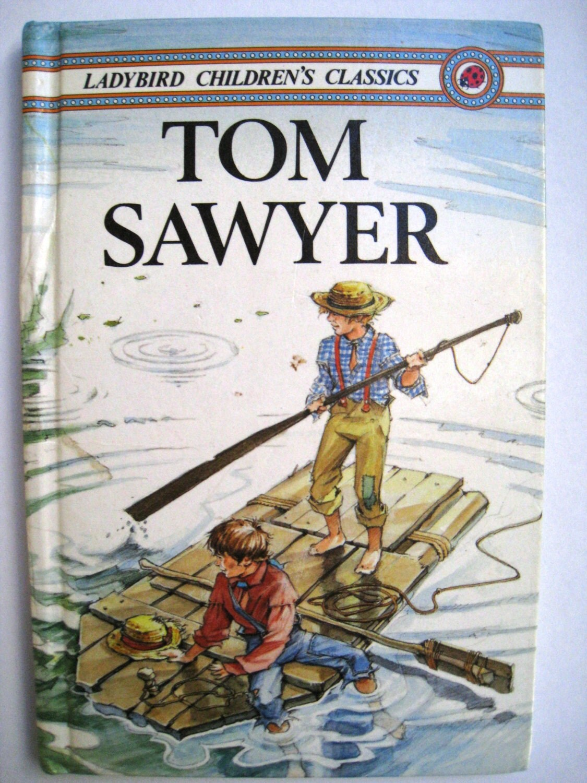 mark twain tom sawyer book report