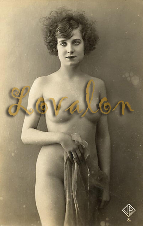 Girl nude vintage 1920 3gp porn image