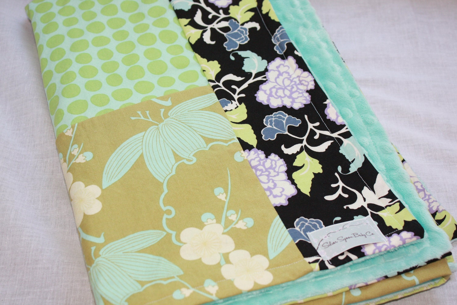 SPECIALTY BLANKET In Amy Butler And Modern Fabric