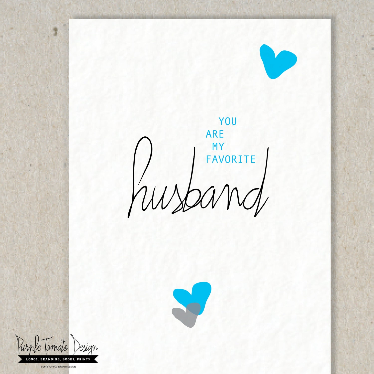 valentine cards for husband to print, Birthday card
