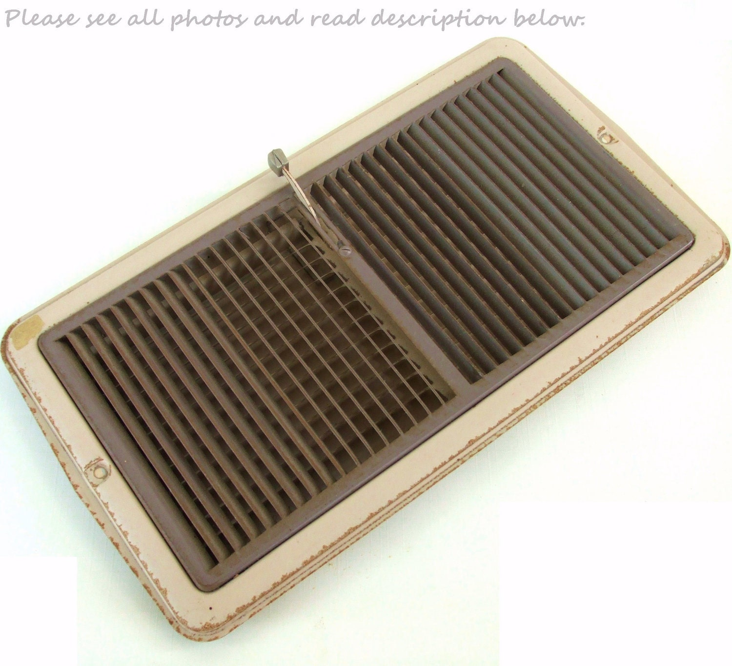 #8A6641 Unavailable Listing On Etsy Best 3573 Heating Duct Covers photos with 1500x1365 px on helpvideos.info - Air Conditioners, Air Coolers and more