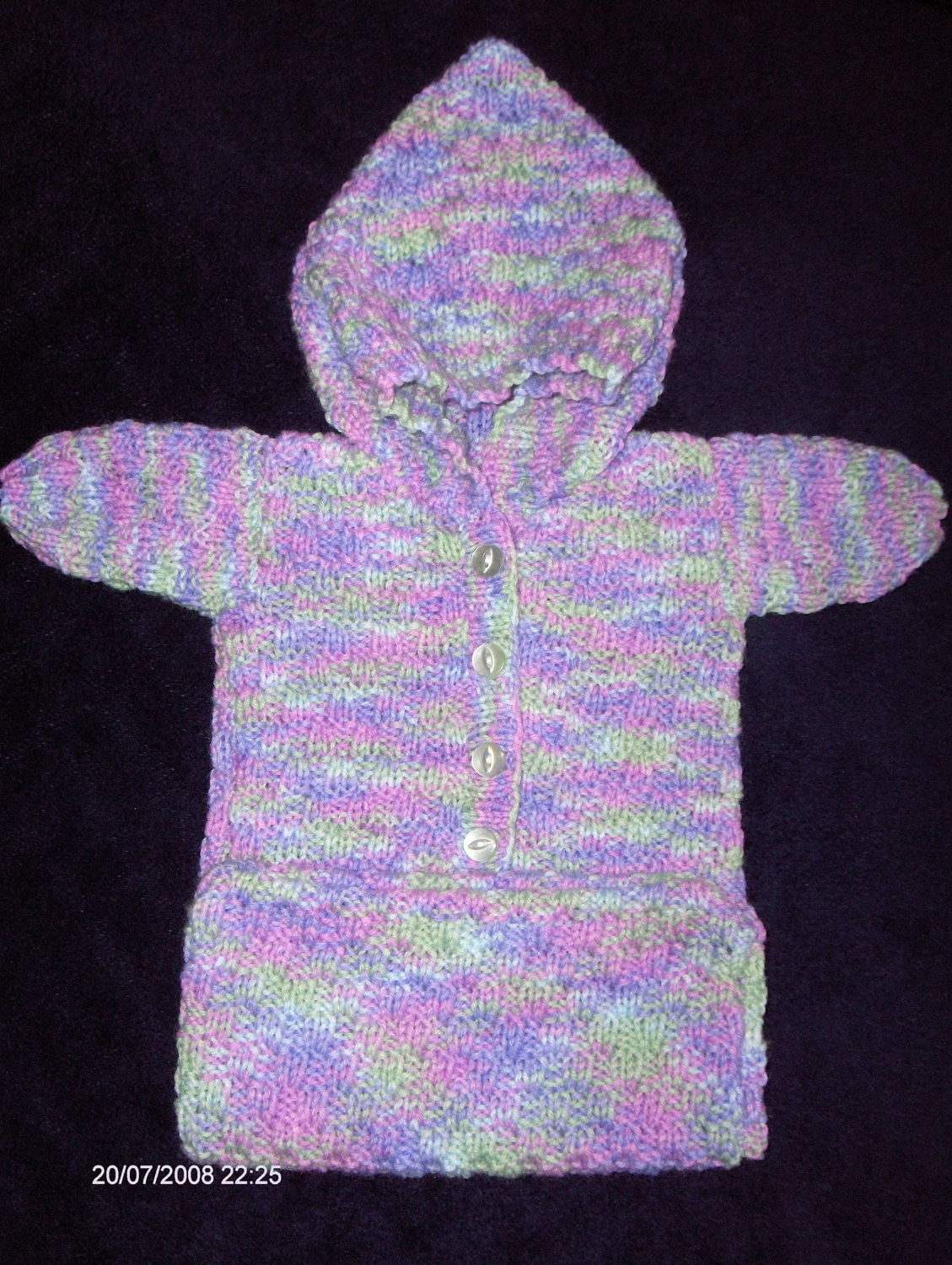 Baby Sleeping Bag Knitting Pattern : Premature Baby Sleeping Bag Knitting Pattern by scottishcraft