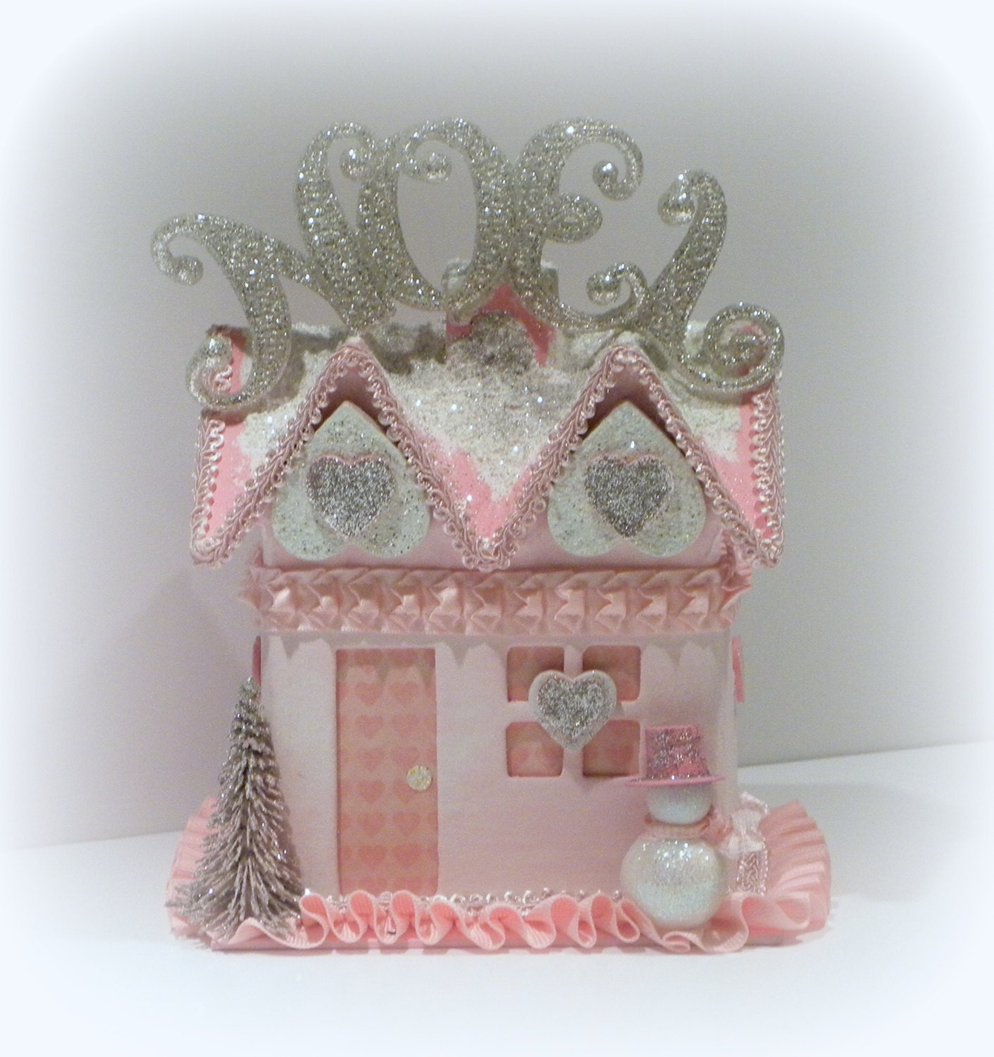shabby chic christmas christmas decoration by. Black Bedroom Furniture Sets. Home Design Ideas