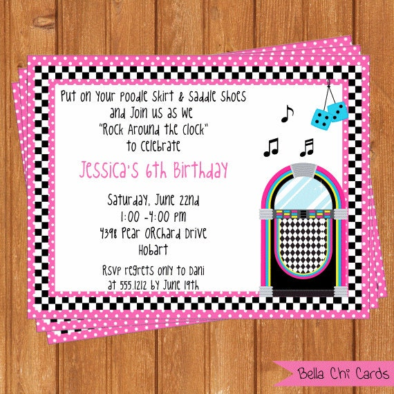 Spelling bee invitation template quotes - Sock Hop Invitation Template Quotes
