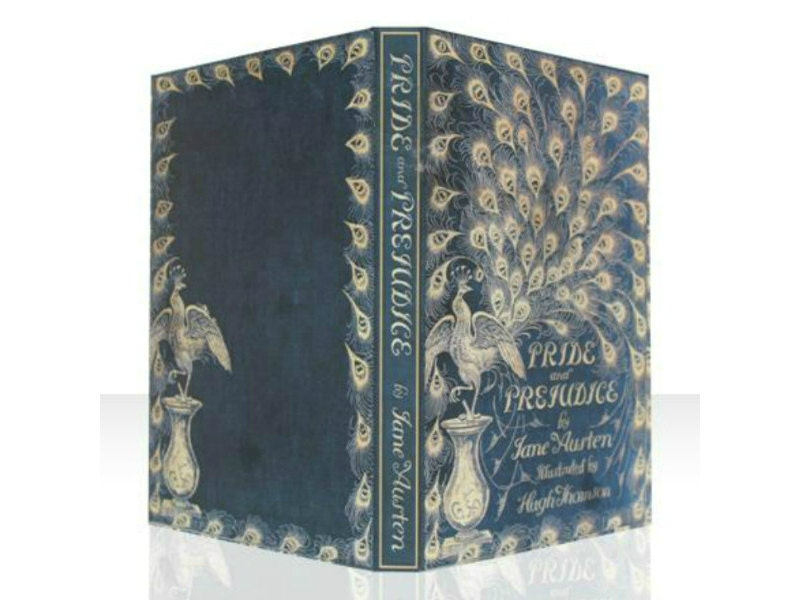 Classic Book Kindle Cover Pride And Prejudice ~ Kindle cover pride and prejudice book by marstonbindery
