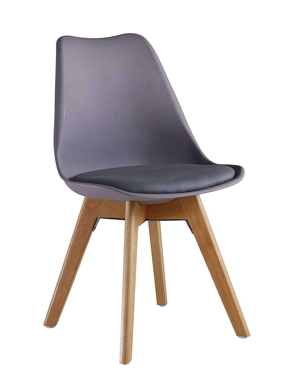 MOF Tulip Chair Modern Living Room Dining Room Chair Mid Century Design Scandinavian furniture EAMES