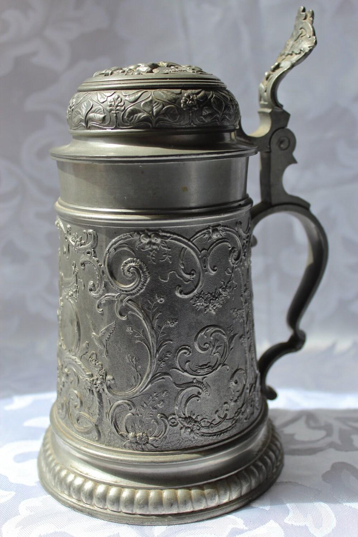 vintage silver mark erman germany