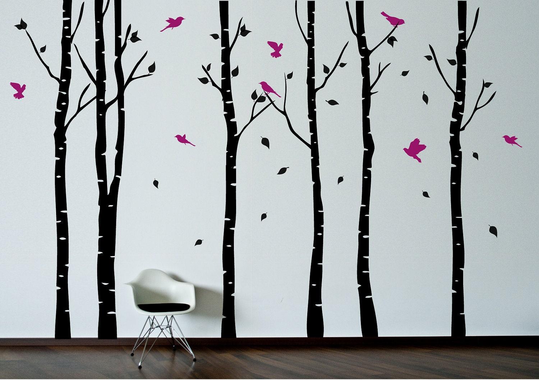 Arboles paredes pintados imagui - Arboles en la pared ...
