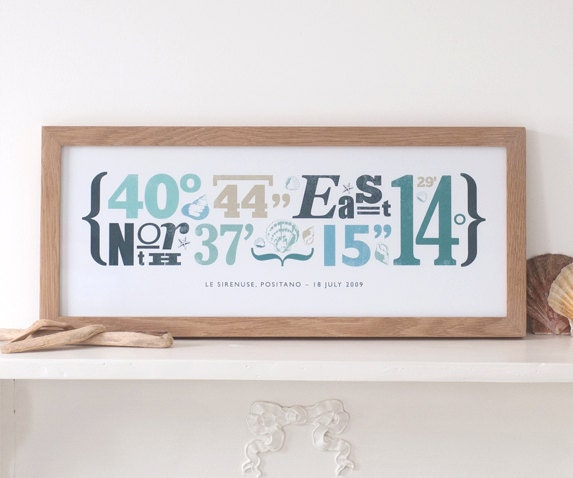 Personalised Wedding Gift Coordinates : il_570xN.320206541.jpg