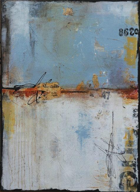 Original Landscape Painting - erinashleyart