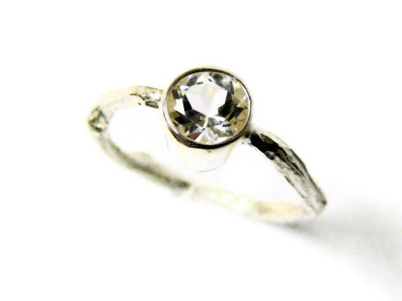 branch engagement ring sterling silver ring by watchmeworld
