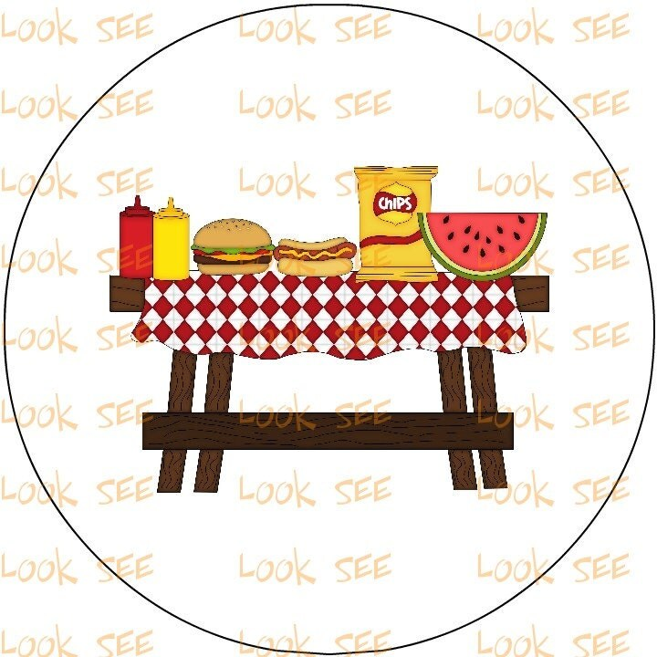 spring picnic clipart - photo #23