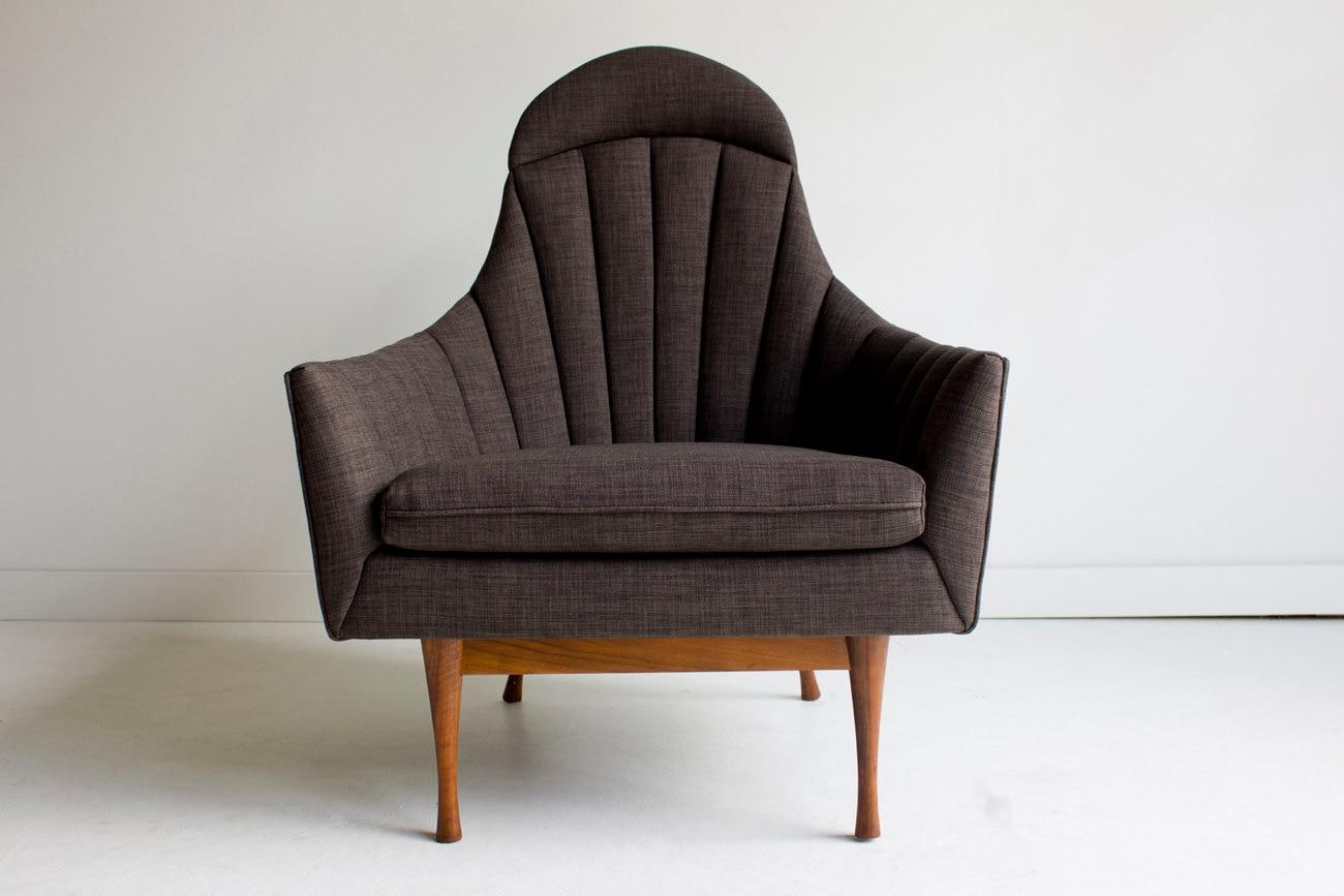 Paul McCobb Lounge Chair for Widdicomb - theSwankyAbode