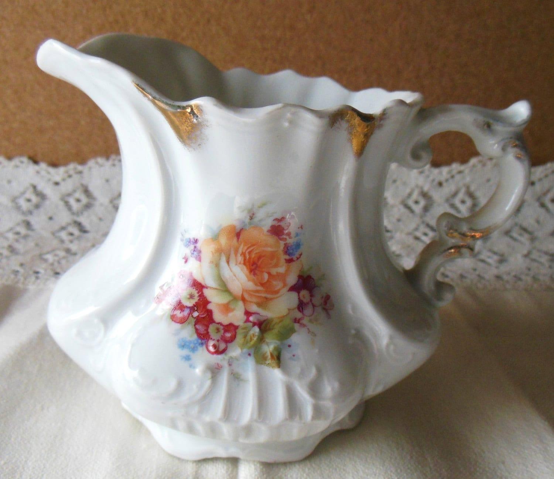 antique bavaria german bone china porcelain by. Black Bedroom Furniture Sets. Home Design Ideas
