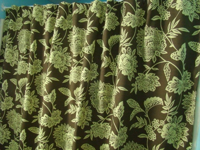 Shower Curtains Green And Brown | Decoration Empire