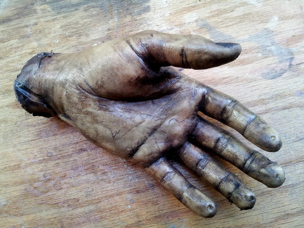 zombie hands left - photo #29
