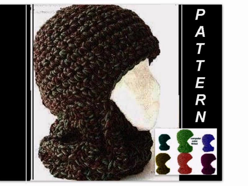 How to Crochet Children's Ski Masks | Trails.com
