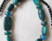 Turquoise Treasure Necklace