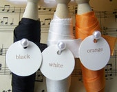 Seam Binding Ribbon...Halloween Mix... 12 yards
