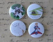 the little prince set of 4