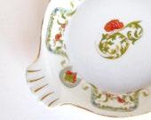 Floral Individual AuGratin Dish - Le Faune