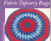 Rag Rugs Basics - Crochet -- All About Crocheting -- Free Patterns