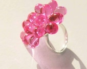 Neon RaspBerry Ring - Limited Edition