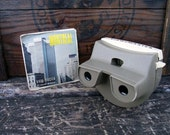 GAF Viewmaster Lighted Viewer with Reels