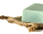 Mountain Man Soap - Eucalyptus Spearmint with Pumice, Luffa & Clay