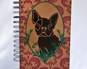 French Bulldog Portrait Journal