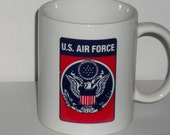 Military Sayings on 11 oz Ceramic Coffee Mugs