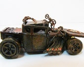 Altered Hot Wheel Roadster Truck