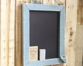 Slate Blue Chalk board