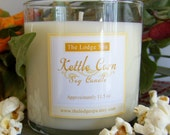 Soy Jar Candle - Kettle Corn - 11.5 oz