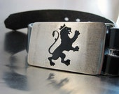 Scottish Lion Belt Buckle