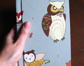 Owls Journal - Lined Pages