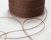 Dark Brown Rustic Twine - 20 Yards - endlessinkabilities