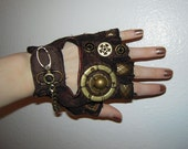 "Moonhoar Monster Glove- ""Steampunk"""