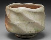 WoodFired Stoneware Sake Cup/Guinomi