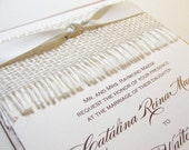 Wedding Invitations, Wedding invites, handmade,custom made
