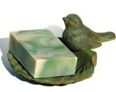 Aloe Vera and Green Clover Facial Soap
