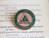 Accident Prone - The Royal Society for the Prevention of Accidents Vintage Badge